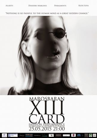 XIII CARD Poster 2 Y